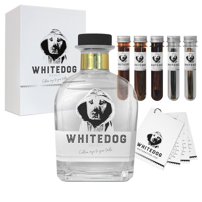 Merica White Dog Spirit