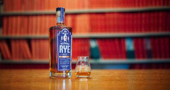 Oxford Rye Whisky Batch #4