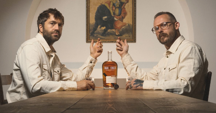 Penny & Sparrow: A heavily-toasted, 116 proof, American Oak Bourbon