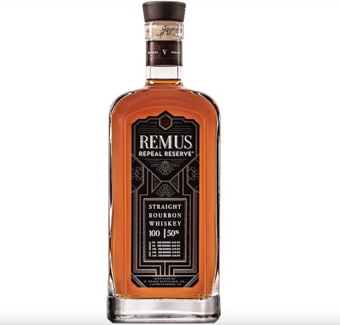 Remus Repeal Reserve Series V Straight Bourbon Whiskey