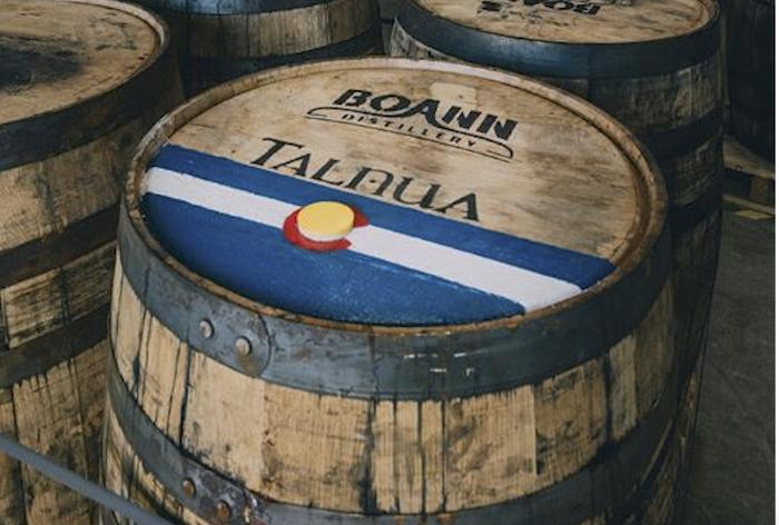 Boann in Co. Meath and Talnua in Colorado