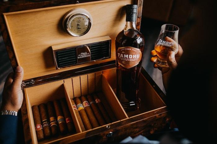 Tamdhu Cigar Malt