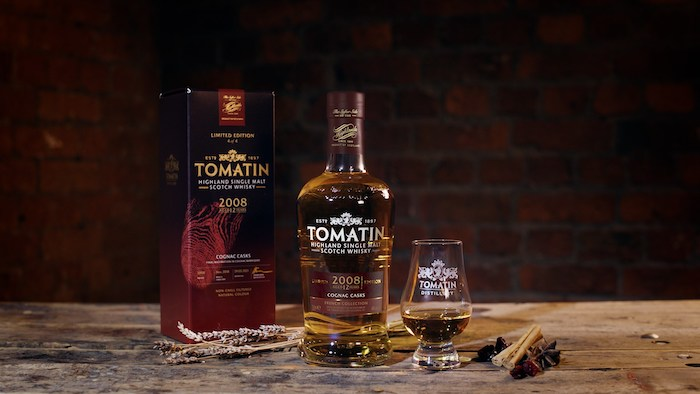 Tomatin French Collection Cognac Edition