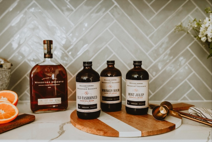 Woodford Williams Sonoma Cocktail Mixers