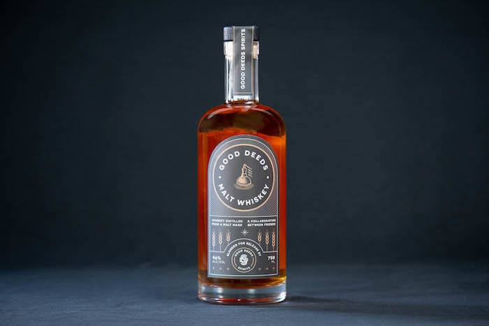 Good Deeds Malt Whiskey