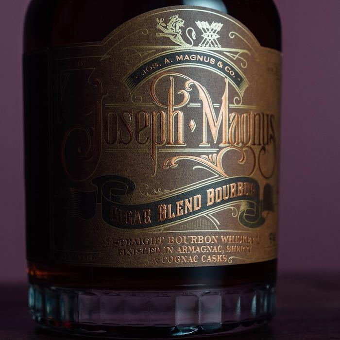 cigar blend bourbon