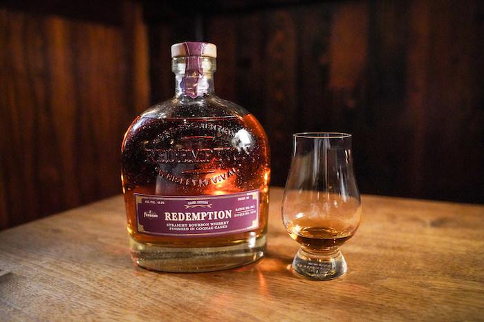 Redemption Cognac Cask Finish Whiskey