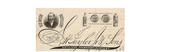 1887 Company letterhead